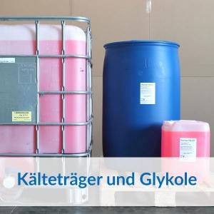 Kaeltetraeger-Glykole